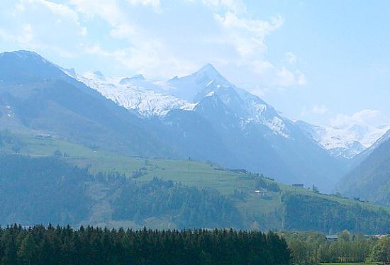 Nová sezóna na Kitzsteinhornu 2013/2014
