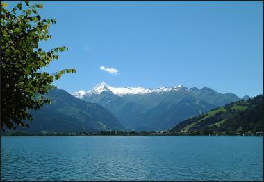 Rakouské jezero Zeller See