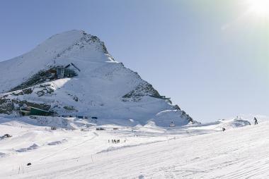Kaprun a ledovec Kitzsteinhorn