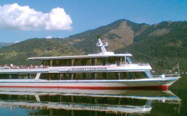 Loď MS Schmittenhöhe