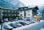 Rakouský hotel Tauernhof v zimě